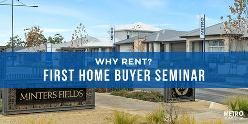 First Home Buyer Seminar (Mt Barker)