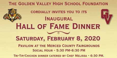 GVHS Foundation Hall of Fame Dinner tickets