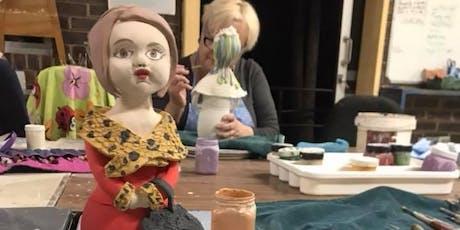 Sculpture Workshop - Figurine tickets