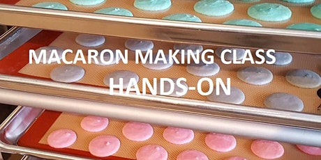 Macaron Making Hands-On Class tickets