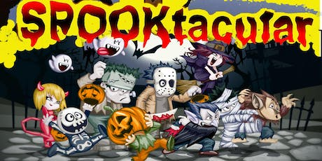Spooktacular Family Halloween Event tickets