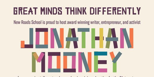 Jonathan Mooney - Great Minds Think Differently