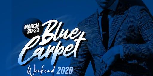 10th Annual Blue Carpet Weekend
