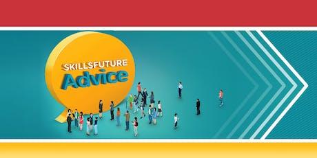 SkillsFuture Advice Workshop @ Bedok Public Library tickets