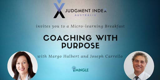 Coaching with Purpose - Micro-Learning Breakfast