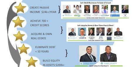 Good Debt vs Bad Debt: Family Wealth Empowerment Series tickets