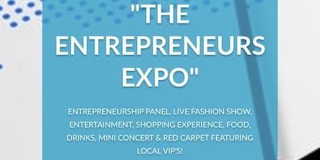 """""""Entrepreneurs Expo"""" tickets"""