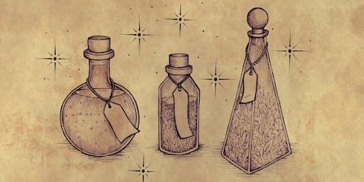 Magickal Essential Oils With Natalie