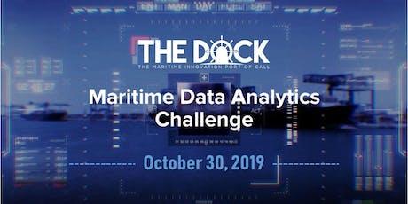 Maritime Data Analytics Challenge tickets