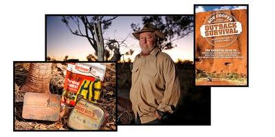 Outback Survival and Snake Awareness Expert Bob Cooper