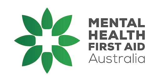 Mental Health First Aid 15 - 22nd  November 2019