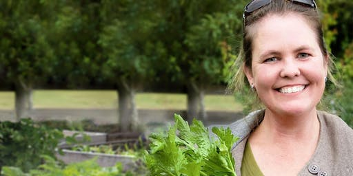 Plants + Pets gardening workshop Food Is Free Green Space