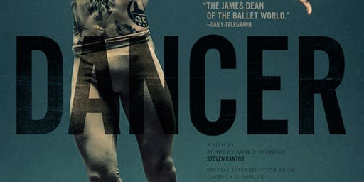 Dancer - Canberra Premiere - Wed 23rd October