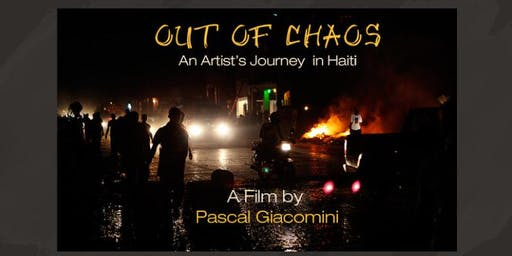 Out of Chaos: An Artist's Journey in Haiti