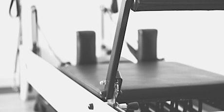 Pilates Workshop   Beginners Mat Work tickets