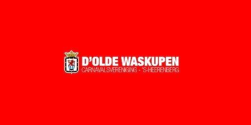 Pronkzitting d'Olde Waskupen 2019