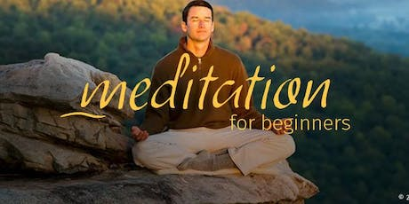Meditation for Beginners | Free and Open to All tickets