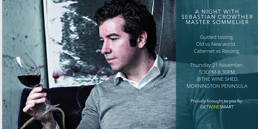 Learn how to taste terroir in a glass with Sebastian Crowther MS