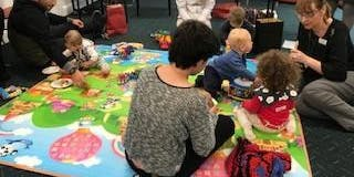 A Children's Week Event for parents of babies and toddlers