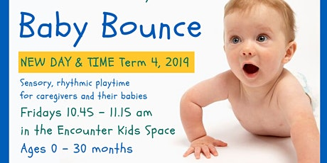 Baby Bounce tickets