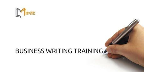 Business Writing 1 Day Virtual Live Training in Utrecht tickets