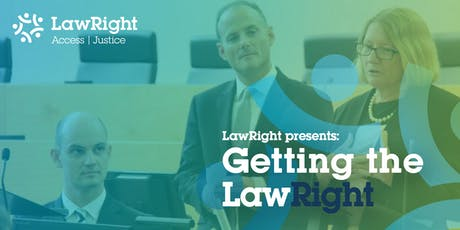 LawRight presents: Getting the LawRight Debate tickets