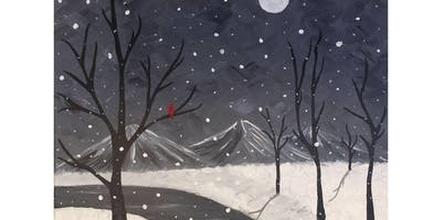 Holiday Paint, Sip and Shop Event (2019-12-07 starts at 3:00 PM)