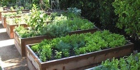 Wicking Bed Demonstration - Growing Plants That Thrive with Less Water tickets