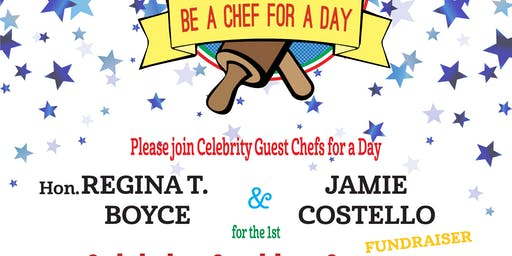 Be a Chef for a Day Celebrity Cooking Contest Fundraiser Full Tilt Brewery.