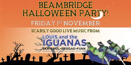 Halloween Party with Louis & The Iguanas tickets