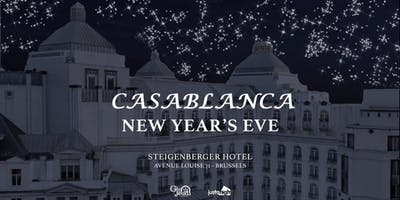 "New Year's Eve ""Casablanca"" Party ஜ Steigenberger Wiltcher's"
