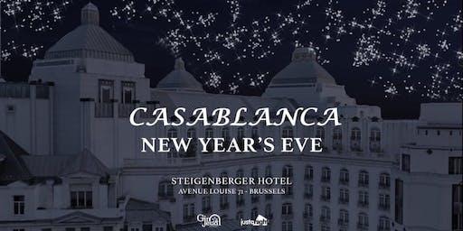 """New Year's Eve """"Casablanca"""" Party ஜ Steigenberger Wiltcher's"""
