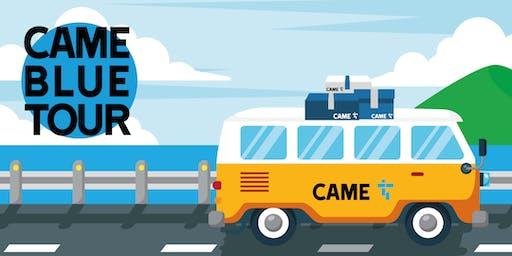 INVITATION AU CAME BLUE TOUR