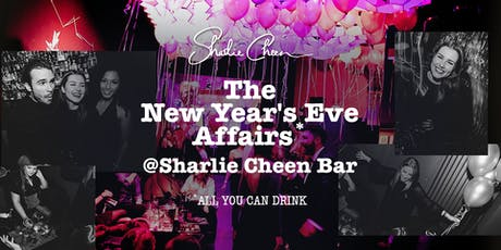 THE NEW YEARS EVE AFFAIRS 19/20 Tickets