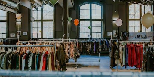 FREE TICKETS: Vintage Kilo Sale • Lübeck • VinoKilo