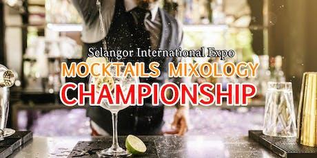 Selangor International Expo - Mocktail Mixology Championship tickets