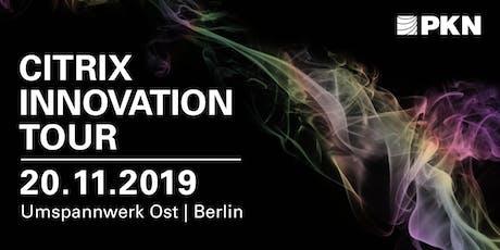 Citrix Innovation Tour 2019 in Berlin tickets