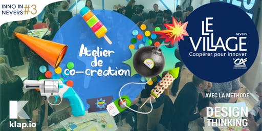 Atelier de co-création - Inno In Nevers #3
