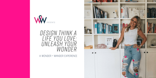 The Wonder Mindset - an innovation model for business and life
