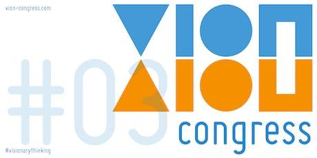 vion congress #3 Tickets