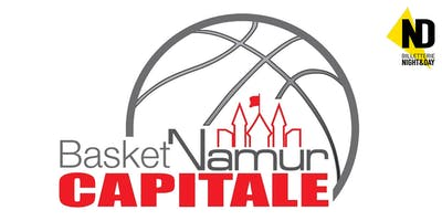 Basket Namur Capitale - Phantoms Basket Boom