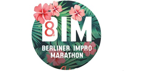 8. Berliner Impro Marathon Tickets