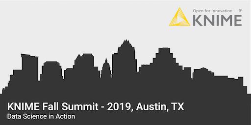 KNIME Certification - Austin, November 2019