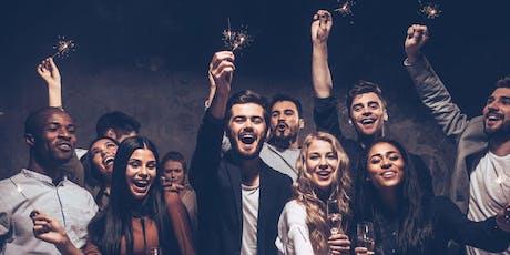 Silvesterparty & -dinner – Mit Vollgas über die Datumsgrenze Tickets