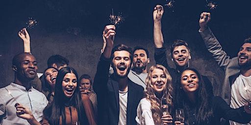 Silvesterparty & -dinner – Mit Vollgas über die Datumsgrenze
