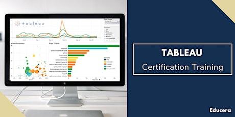 Tableau Certification Training in  Val-d'Or, PE billets