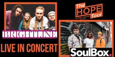 HOPE Tour - Kirkby Festival Hall