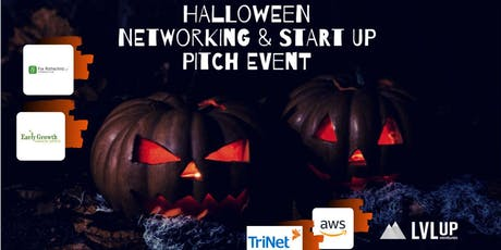 Halloween Networking & Startup Pitch Event tickets