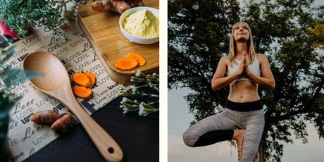 Healthy through fall with Yoga and Ayurveda tickets