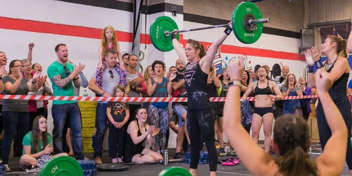 CrossFit Volentia Individual Throwdown